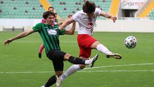 Akhisarspor 1 - 1 Altınordu (Maç özeti)