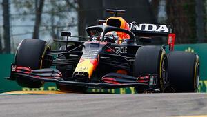 F1 Emilia-Romagna Grand Prixsinde zafer Verstappenin