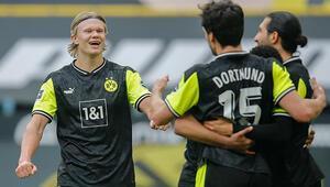 Borussia Dortmund 4 - 1 Werder Bremen (Maç özeti)