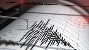 Son dakika haberi: Muğlanın Datça ilçesi açıklarında korkutan deprem