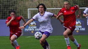 Turkcell Kadın Futbol Liginde ilk hafta maçları devam etti