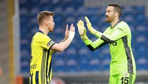 Fenerbahçede Harun Tekinden maç sonu şampiyonluk yorumu