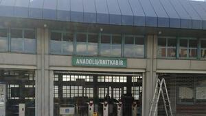 Gelecek istasyon artık Anadolu/Anıtkabir