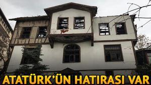Atatürk'ün hatırası var