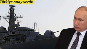 Türkiye izin verdi: İngiltere Karadenize savaş gemisi gönderiyor