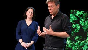Yeşiller'in başbakan adayı Annalena Baerbock