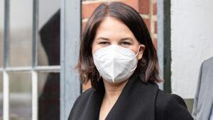 Almanyada Yeşiller Partisinin başbakan adayı Annalena Baerbock olacak