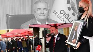 Koronavirüsten ölen Çiğli Belediye Başkan Yardımcısı  Mustafa Avdana acı veda