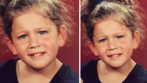 Berrak Tüzünataç çocukluk fotoğrafını paylaştı
