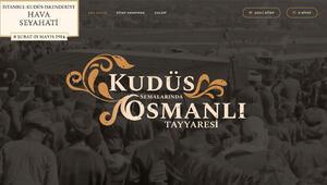 İletişim Başkanlığından İstanbul-Kudüs-İskenderiye Hava Seyahati kitabı