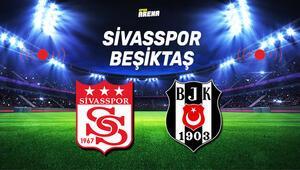 Sivasspor Beşiktaş maçı saat kaçta, hangi kanalda, ne zaman Süper Lig'de 36. hafta heyecanı