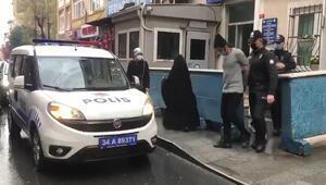 Şişlide uyuşturucu operasyonu Yabancı uyruklu 2 kişi gözaltına alındı