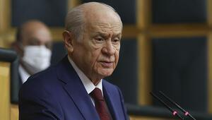 MHP Genel Başkanı Bahçeliden muhalefete tepki: 128 milyar doları bırakın 104 amiralin hesabını verin