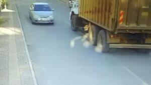 Motosikletlinin ölümünde kamyon şoförü asli kusurlu