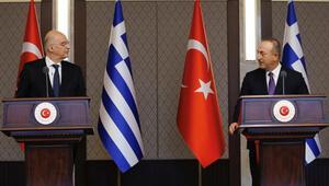 Son dakika haberi: Bakan Çavuşoğlu Dendias samimi davranmadı dedi ve ekledi: Her şeye rağmen adım atmaya hazırız