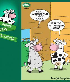 Günün Sütaş karikatürü