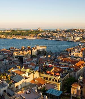 Batılı turistlerin İstanbula ilgisi artıyor