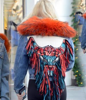 Aleyna Tilkinin alışveriş  stili