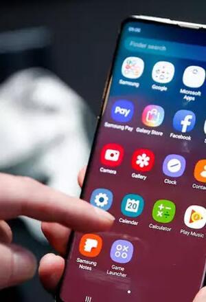 Samsung telefon sahiplerine Android 10 güncellemesi uyarısı