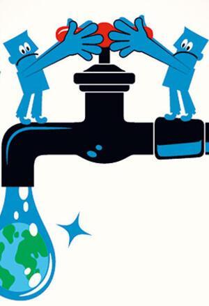 Su krizine karşı, devir tasarruf devri!