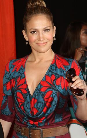 Jennifer Lopez tamamen çıplak