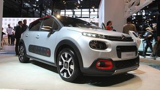 Paris Otomobil Fuarı'nda yeni modeller tanıtıldı