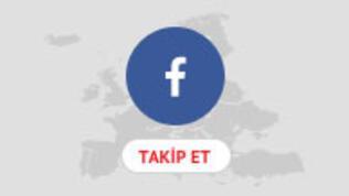 Avrupa'dan haberleri Facebook'tan takip edin