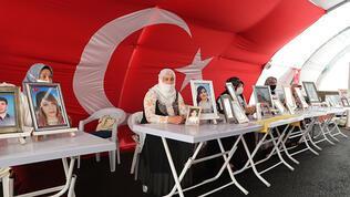 HDP önündeki eylemde 310'uncu gün