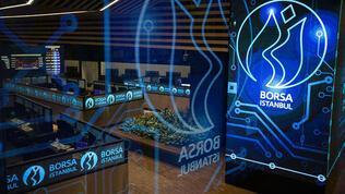 Borsa 8,5 ayın en yüksek kapanışını gerçekleştirdi