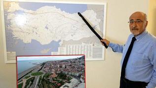 Doğu Karadeniz için deprem uyarısı