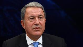 Bakan Akar'dan Doğu Akdeniz açıklaması