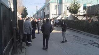 İstanbul'da fabrikada patlama: 3 yaralı