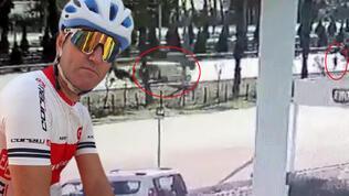 Triatlona hazırlanıyordu, feci kazada öldü