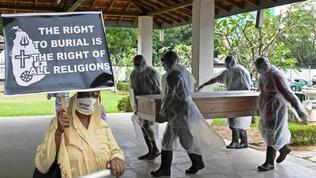 Sri Lanka'dan tuhaf karar