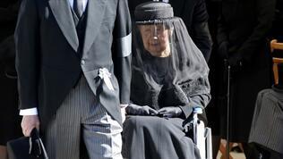 Japon prenses hastaneye kaldırıldı