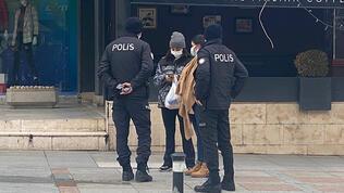Kadıköy'de kısıtlama denetimi: 33 kişiye 114 bin 477 lira para cezası kesildi
