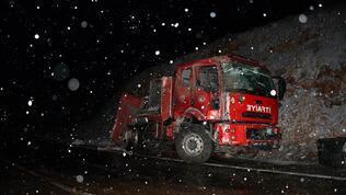 Yangın ihbarına giden itfaiye aracı kaza yaptı! Yaralılar var