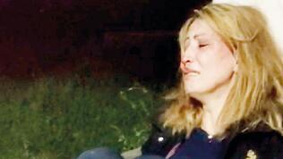 İranlı kadın idamdan kaçmış