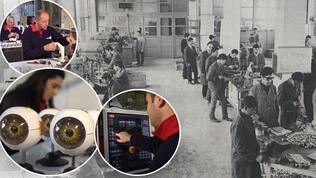 60 yıldır ders aletleri üretiyorlar