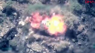 MİT'ten Gara'da operasyon! 2 terörist etkisiz hale getirildi