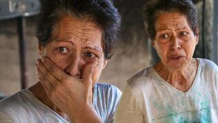 Gözyaşlarına boğuldu: 'Canım acıyor'