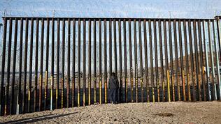 Meksika sınırında göçmen dramı