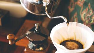 En iyi kahveyi evde demleyin!