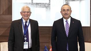 Borrell'den 'Türkiye ile yakın iş birliği' mesajı