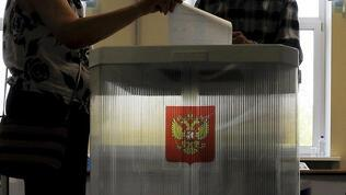 Putin'in 324 milletvekili ile Duma'ya girdi