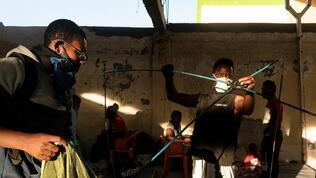 Latin Amerika'da Kovid-19 salgını