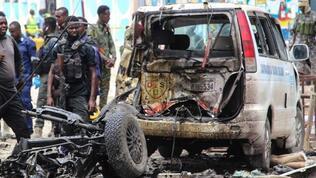 Somali'de kanlı intihar saldırısı!