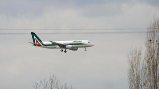 Alitalia faaliyetlerine son verdi