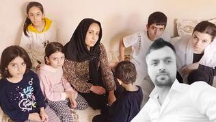 Töreniz batsın: Geride acılı bir eş ve 7 çocuğu kaldı