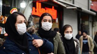 İran'da 24 saatte 171 korona ölümü